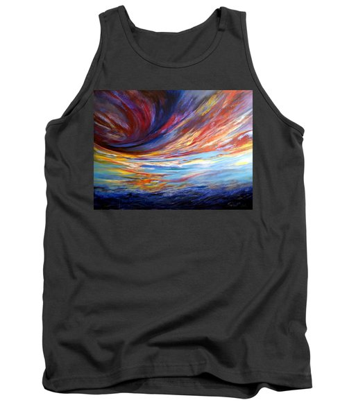 Natchez Sky Tank Top