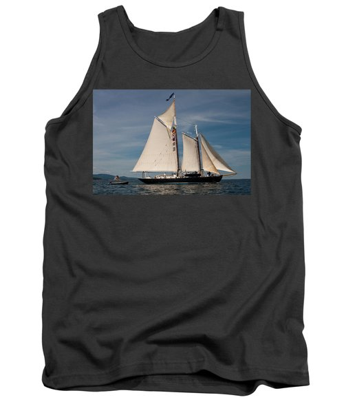 Nathaniel Bowditch 1 Tank Top by Brent L Ander