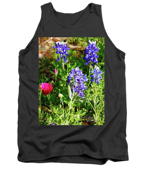 National Colors Tank Top