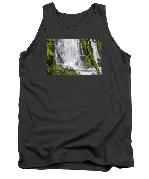 National Falls 2 Tank Top by Greg Nyquist