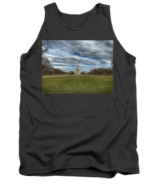 National Mall Tank Top