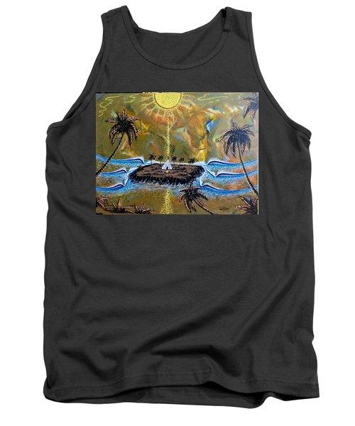 Native Sunset Dream Tank Top