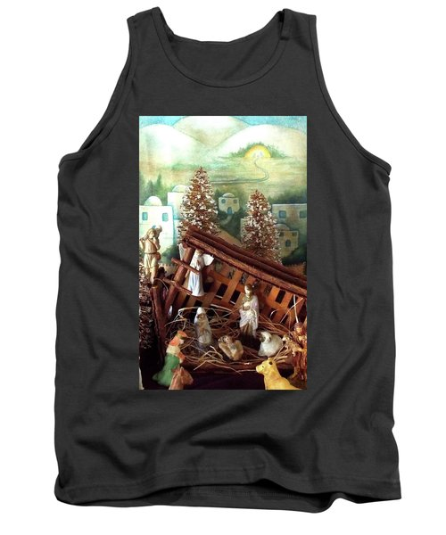 Nativity Of Our Lord Tank Top