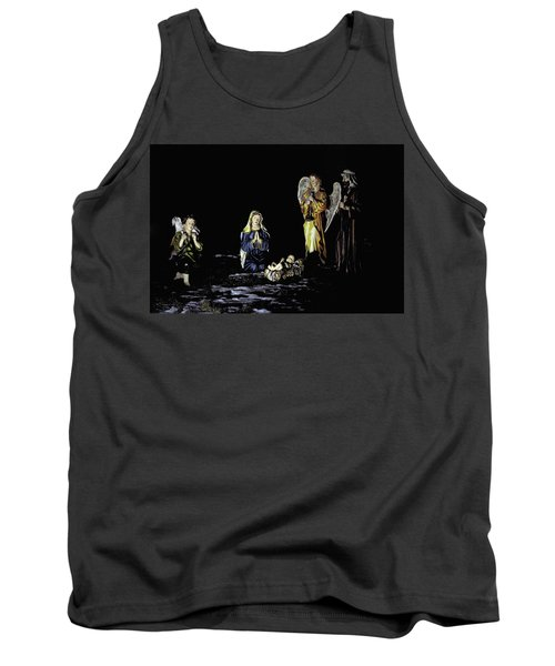 Nativity Scene Tank Top