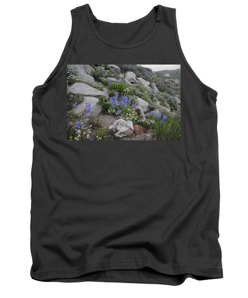 Tank Top featuring the photograph Natural Garden by Jenessa Rahn