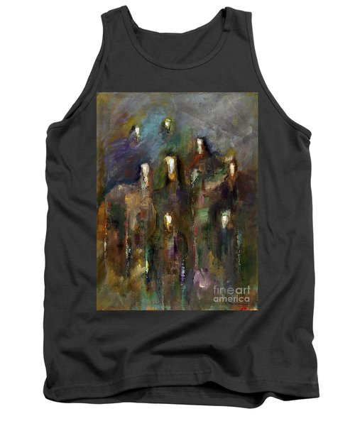 Natural Instincts Tank Top