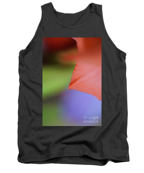 Natural Primary Colors Tank Top