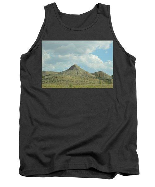 Natural Pyramid Tank Top