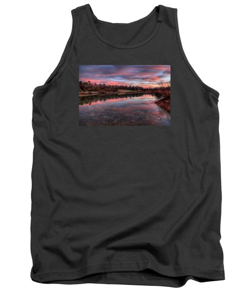 Nature Reserved Tank Top by John Loreaux