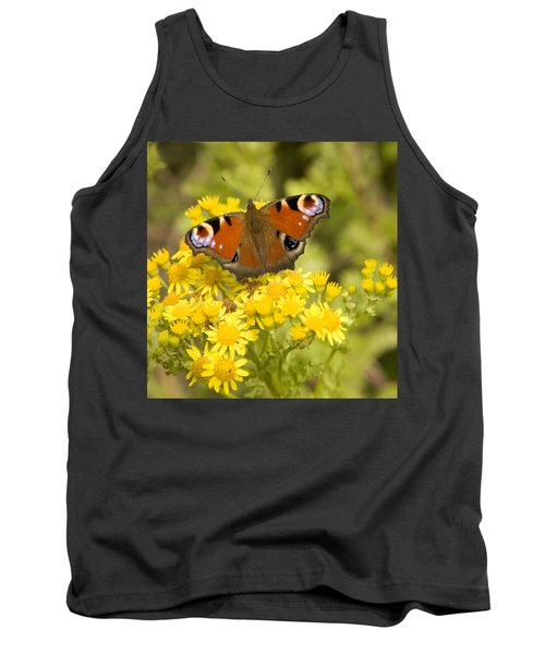 Tank Top featuring the photograph Nature's Beauty by Ian Middleton