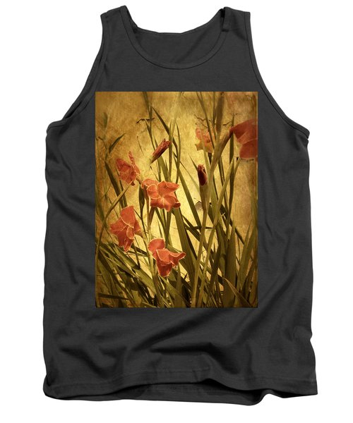 Nature's Chaos In Spring Tank Top