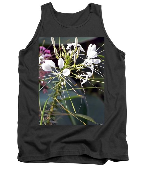 Nature's Design Tank Top by Lauren Radke
