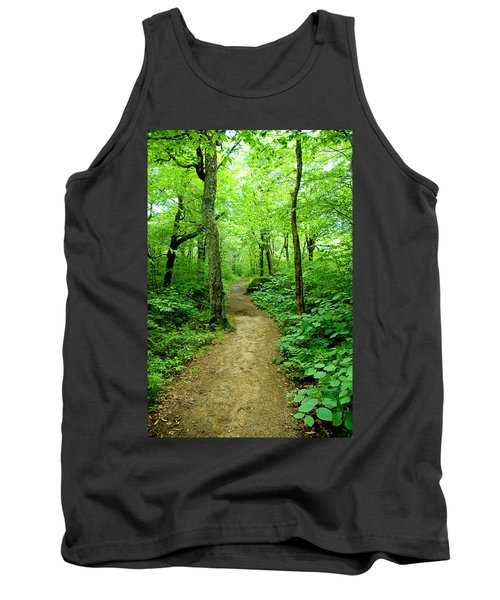 Nature's Path Tank Top