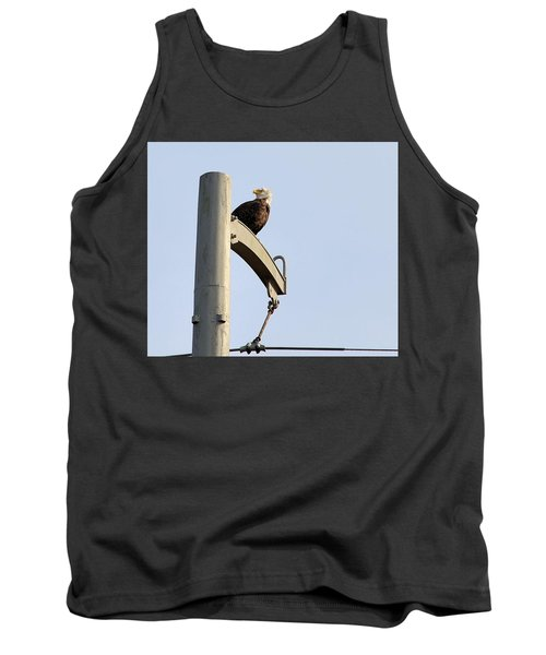 Nature's Philadelphia Eagle Tank Top