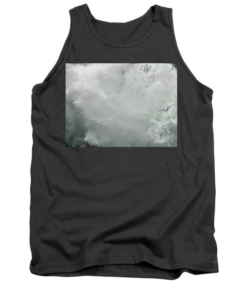 Tank Top featuring the photograph Nature's Power by Peggy Hughes