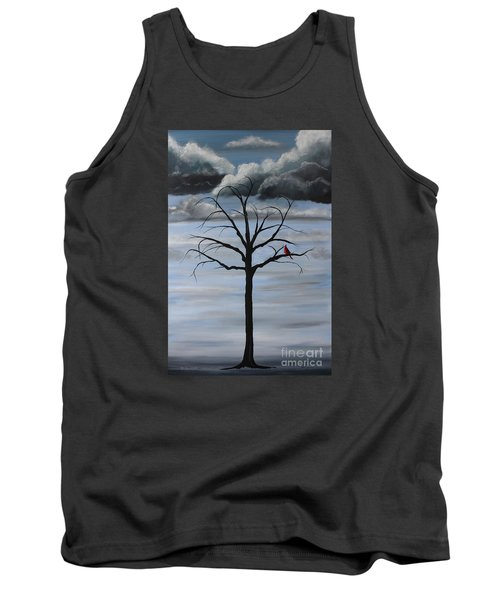 Nature's Power Tank Top by Stacey Zimmerman