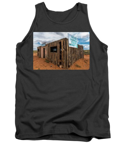 Navajo Jewelry Tank Top