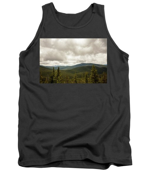 Near Monarch Pass At The Continental Divide Tank Top