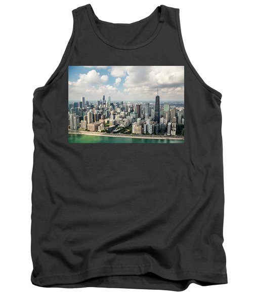Near North Side And Gold Coast Tank Top