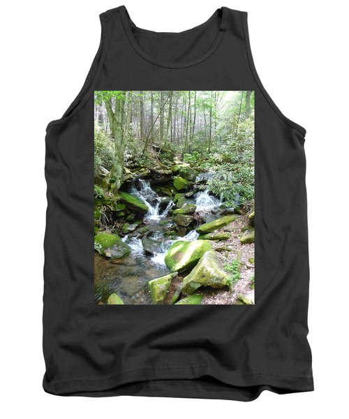 Tank Top featuring the photograph Near The Grotto by Joel Deutsch