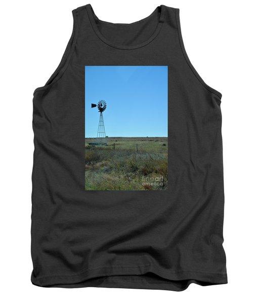 Nebraska Windmill Tank Top