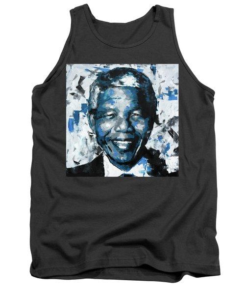 Nelson Mandela II Tank Top