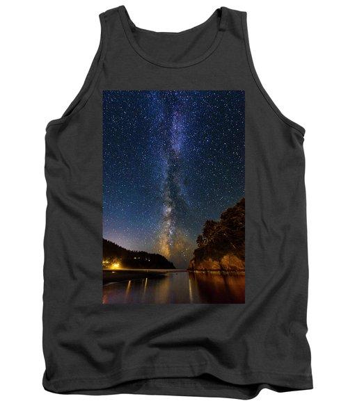 Neskowin Milky Way Tank Top