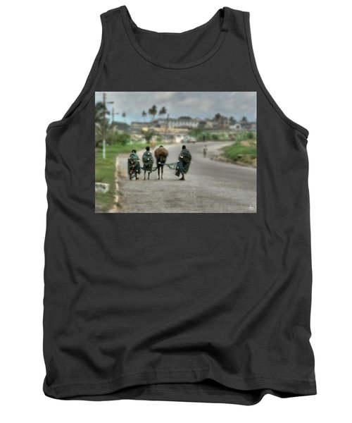 Net Boys Tank Top