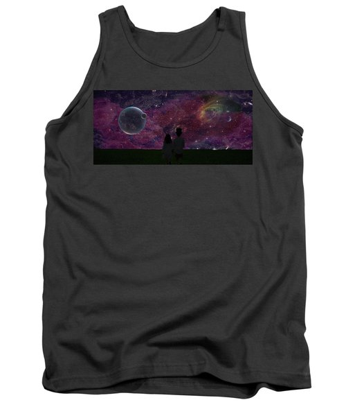 Never Alone Part 2 Tank Top