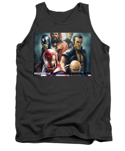 New Avengers Tank Top