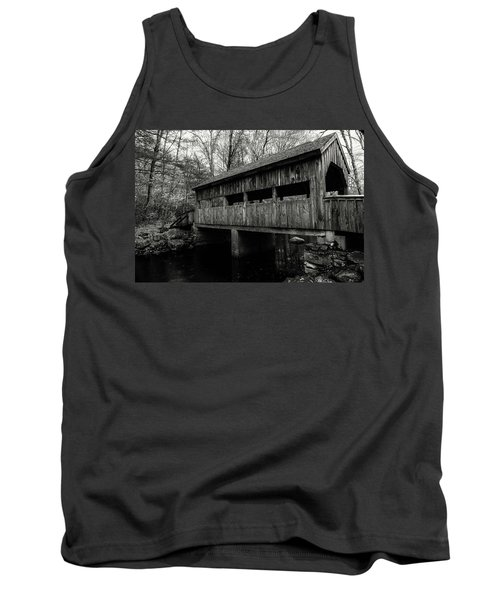 New England Covered Bridge Tank Top