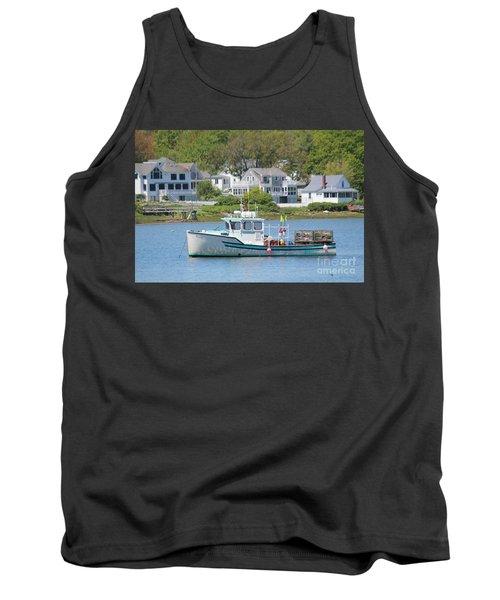 New England Summer Tank Top