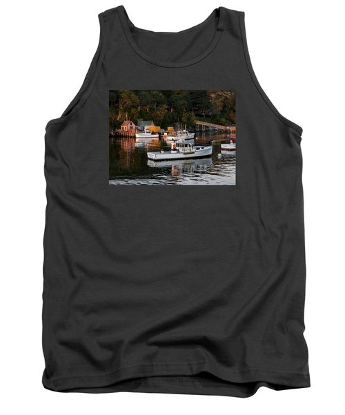 New Harbor, Maine Tank Top