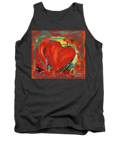 New Heart Tank Top