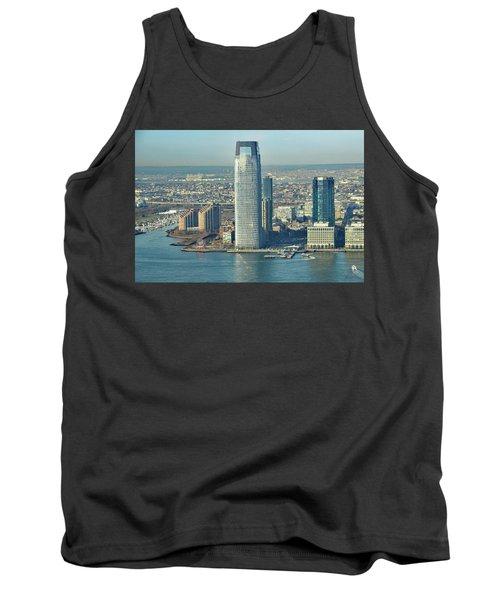New Jersey Skyline Tank Top