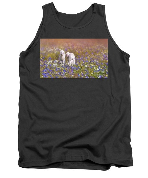 New Life Tank Top by Eva Lechner