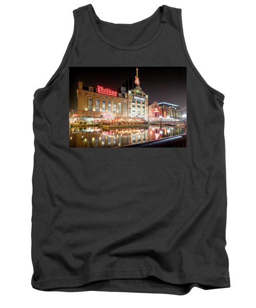 New Life Of Old Power Plant Tank Top