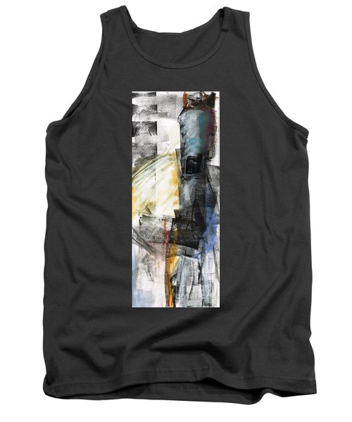 Tank Top featuring the painting New Mexico Horse Art by Frances Marino