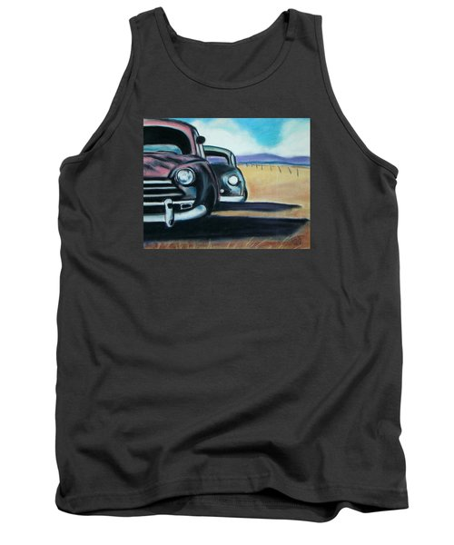 New Mexico Junkyard Tank Top