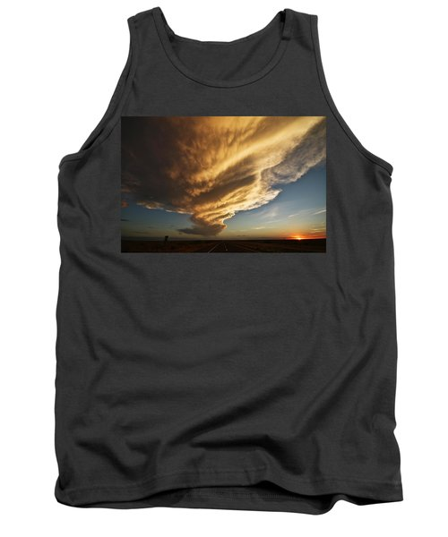 New Mexico Structure Tank Top