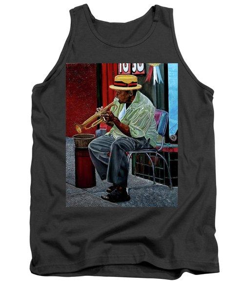 Bourbon Street Blues Tank Top