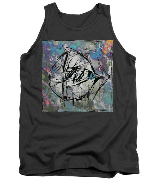 New Pop - Fish Art Poster Tank Top