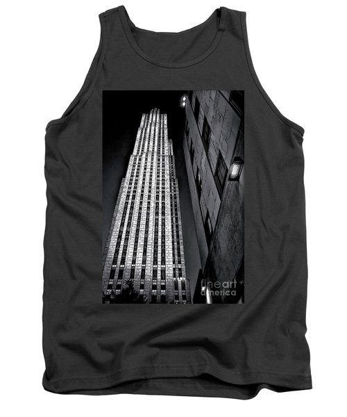 New York City Sights - Skyscraper Tank Top