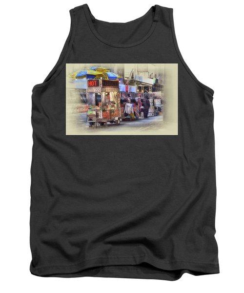 New York City Vendor Tank Top by Dyle Warren