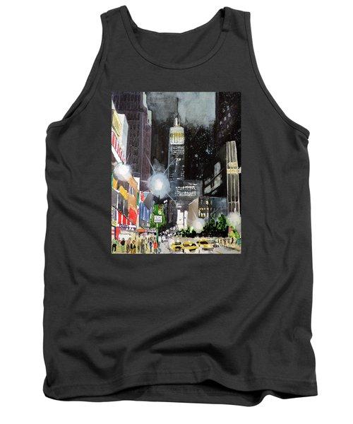New York Night Tank Top
