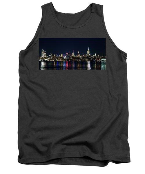 New York Skyline Tank Top