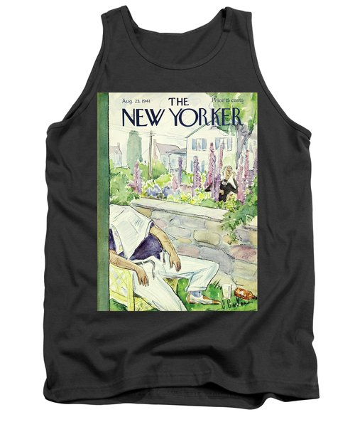 New Yorker August 23 1941 Tank Top