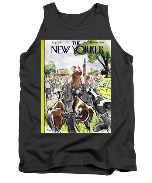New Yorker August 23 1952 Tank Top
