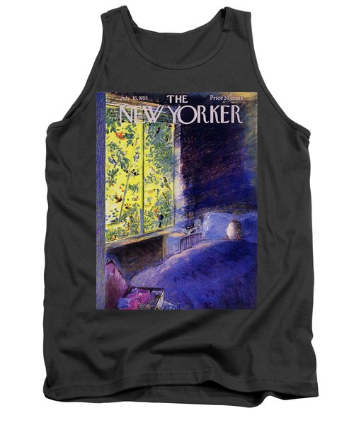 New Yorker July 16 1955 Tank Top
