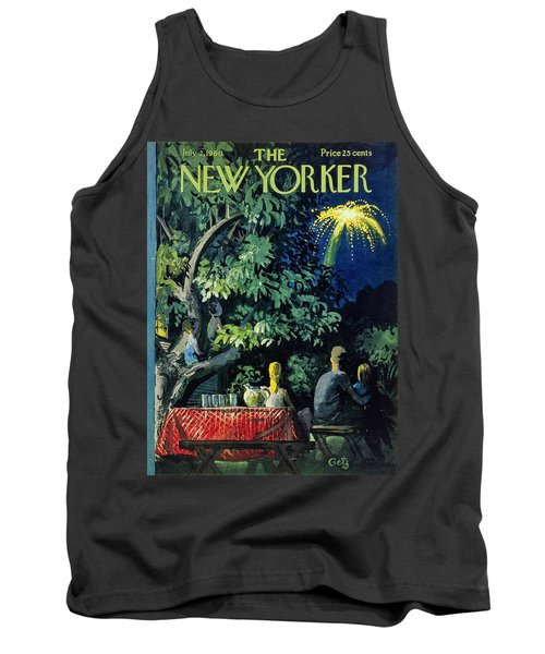 New Yorker July 2 1960 Tank Top